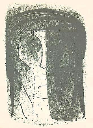Balden, Theo (1904-1995) Portrait (Kopf).