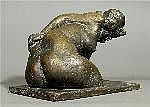 Hess, Richard (geb. 1937) Abstrakter Frauenakt.
