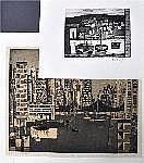 Kügler, Rudolf (geb. 1921) 2 Radierungen: