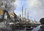 Terhell, Adriaan Christian W. (1863 Holland 1949)