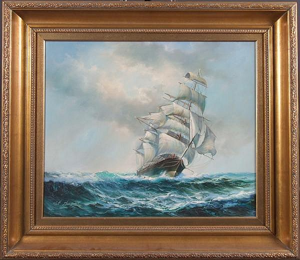 M. THOMAS NAUTICAL OIL
