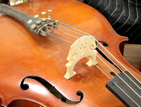 scherl and roth violin serial number