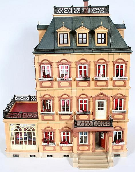 Playmobil Victorian Mansion 1990s Playmobil Victorian House