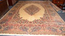 FINE PERSIAN KAZVINE, 12' x 17.2'