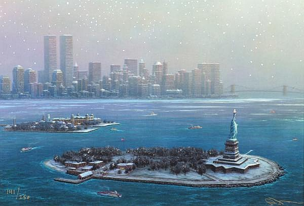 ALEXANDER CHEN NEW YORK GATEWAY WINTER