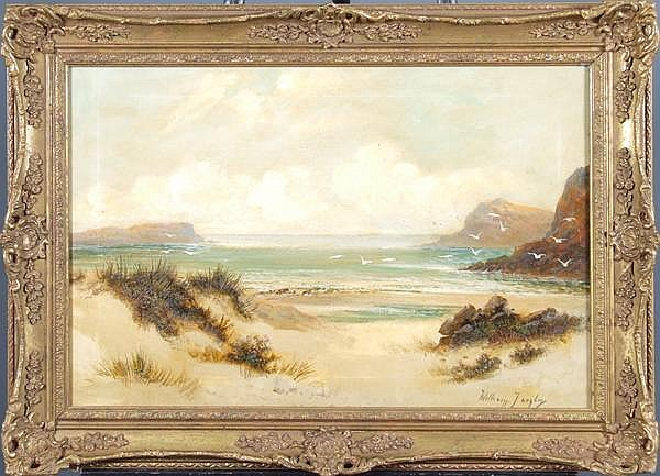 WILLIAM LANGLEY (?-1920)