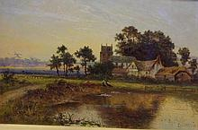 Daniel Sherrin (1868-1942) Exceptional, large