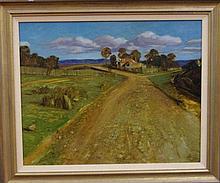 Arthur Murch ( 1902-1989) oil painting