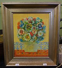 Cedric Flower (1920-) oil painting Approximately