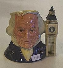 Royal Doulton John Doulton character mug 11.5 cm