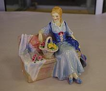 Royal Doulton Leslie Harradine figurine