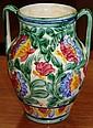 Rare Beswick Venetian ware vase Height approx 24
