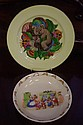 Royal Doulton Bunnykins bowl and a koala decorated