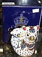 Royal Crown Derby Koala & baby paperwieght with