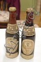 Two very old bottles of Guinness
