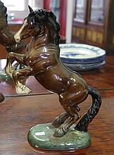 Beswick figure of a shire horse