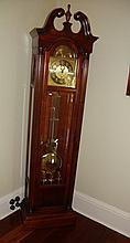 Howard Miller long case clock