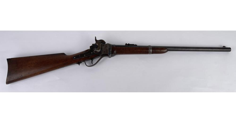 CIVIL WAR 1863 .52 SHARPS SADDLE RING CARBINE