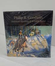 PHILIP R. GOODWIN LARRY LEN PETERSON SIGNED BOOK