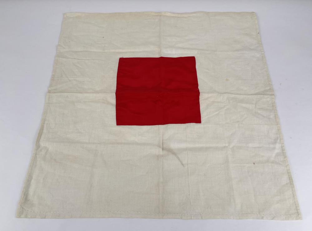 WW1 SEMAPHORE SIGNAL FLAG