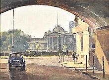 Trevor Chamberlain (b.1933) British