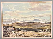 Claude Graham Muncaster RWS, ROI, RBA, SMA (1903-1974) British