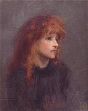 Attributed to Paul Albert Besnard RA (1849-1934) French