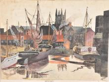E.H. Parkyns (20th century) British