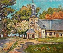 HENRI LIENARD DE SAINT-DELIS 1878-1949 -