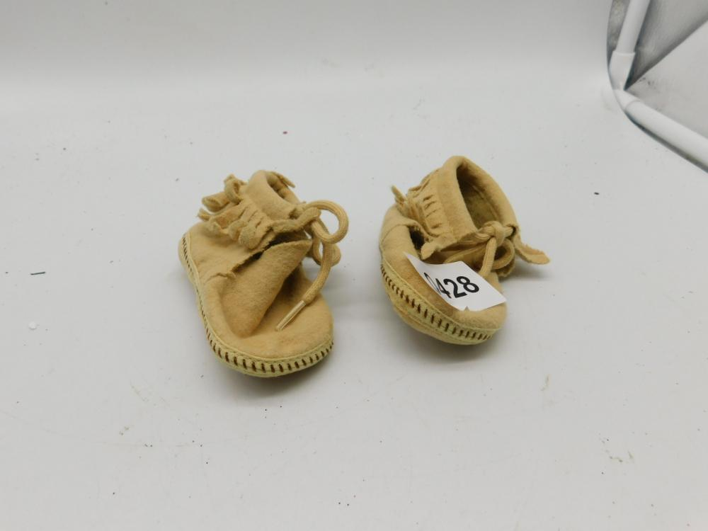 BABY INDIAN LEATHER SHOES