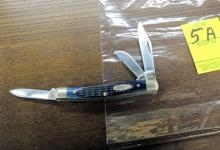 Case 3 blade knife nice