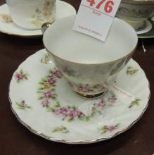 Lefton cup and saucer