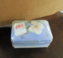 NORITAKE BOX WITH COVER