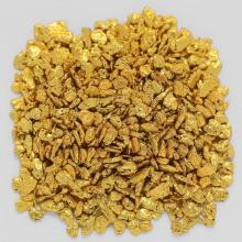 0.8434 Gram Alaska Natural Gold Nuggets