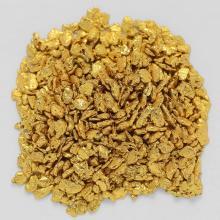 0.7217 Gram Alaska Natural Gold Nuggets