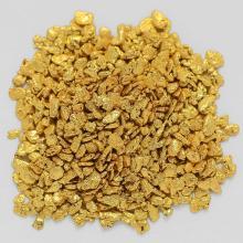 0.5784 Gram Alaska Natural Gold Nuggets / Flakes