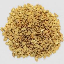 0.6686 Gram Alaska Natural Gold Nuggets / Flakes