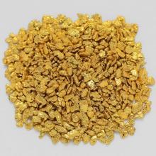 0.6962 Gram Alaska Natural Gold Nuggets / Flakes