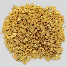 0.9014 Gram Alaska Natural Gold Nuggets / Flakes