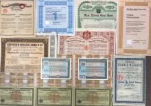Set Of Foreign Bonds