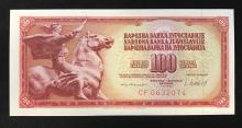 100 Dinara Bill