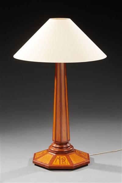 Lampe PLM (Paris Lyon Mediterrannée)