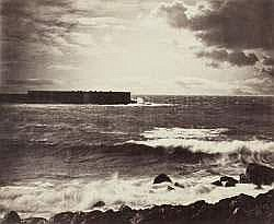 Gustave LE GRAY (1820-1884) - Grande Vague