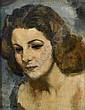 François-Zdenek EBERL (1887-1962) : MODELE DE, François Eberl, Click for value