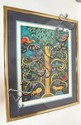 FRAMED LIM ED PRINT BY JUDITH BLEDSOE; JUNGLE