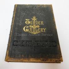 BOOK: *TURNER GALLERY*. VOLUME I. 60 ENGRAVINGS BY J.M.W. TURNER RA.