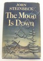 FIRST EDITION, *THE MOON IS DOWN* BY JOHN STEINBECK, 1942