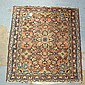 2 FT 4 IN X 2 FT 7 IN ORIENTAL THROW
