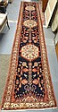 20 FT 1 IN X 3 FT 7 IN ORIENTAL RUNNER