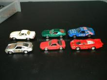 LOT OF VINTAGE NOREV DIE CAST MODEL CARS
